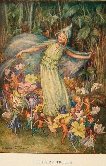 Postcardiva Postcard Blog: MARGARET TARRANT Fairies