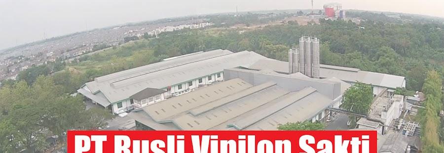 Lowongan SMK PT Rusli Vinilon Sakti Bogor
