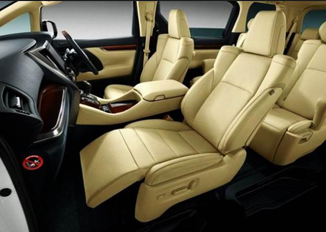2017 Toyota Estima Specifications