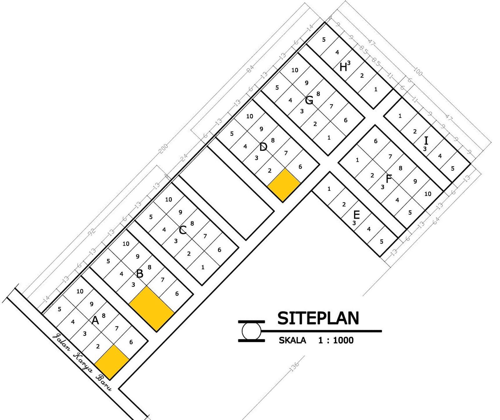 Rumah Minimalis Type 36 di Pekanbaru - DESAIN RUMAH