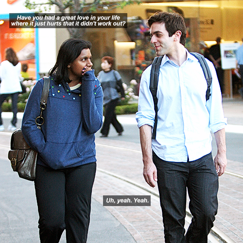 MINDY KALING & BJ NOVAK IS MY NEW #1 SHIP