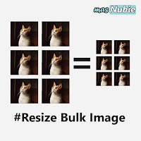 Cara memperkecil ukuran foto yang banyak