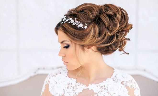72 stunning wedding updo hairstyles hairstylo 72 stunning wedding updo hairstyles junglespirit Images
