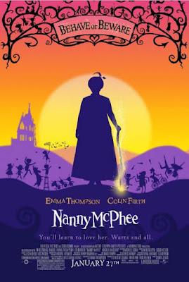 Sinopsis Nanny McPhee