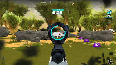 لعبة القنص و الرماية Shooting King مهكرة للاندرويد, لعبة Shooting King مهكرة للأندرويد