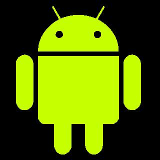 صور شعارات اندرويد شفافة للتصميم logo android png