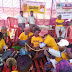 राजहंस ट्रेडर्स द्वारा होली मिलन समारोह आयोजित, फगुआ गीत पर चढ़ा मस्ती का रंग