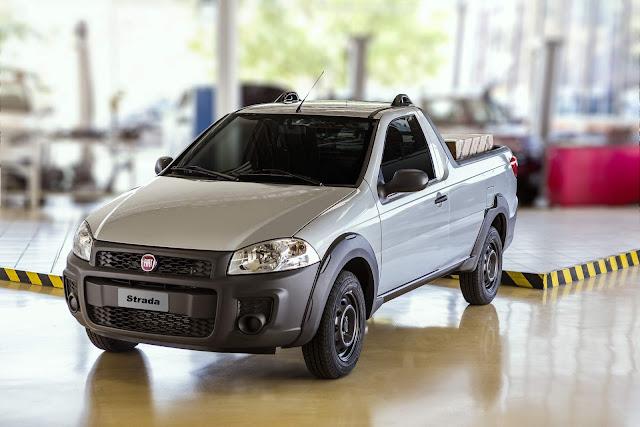 Ranking: 15 veículos mais roubados no Brasil