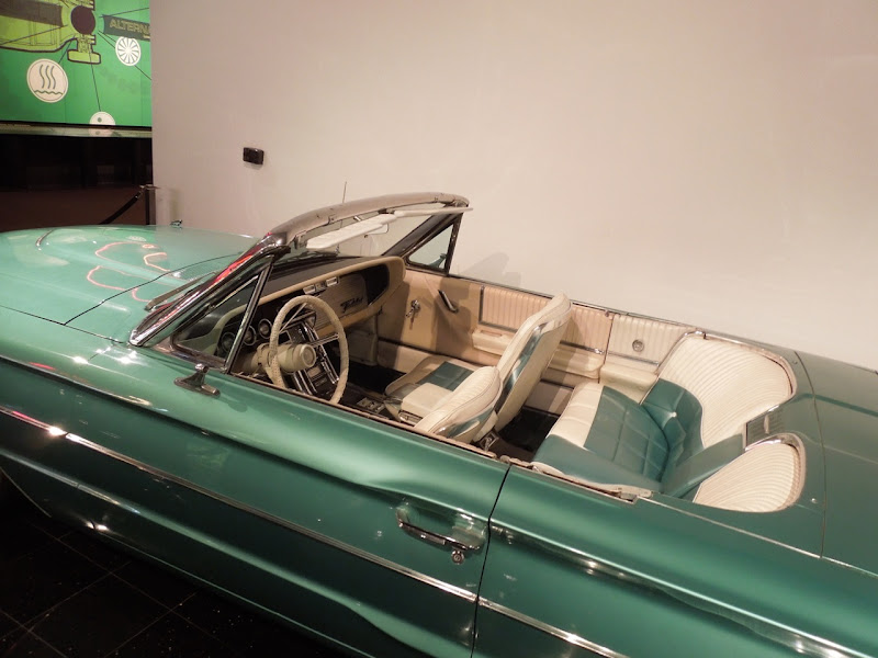 1966 Ford Thunderbird Convertible Thelma & Louise movie