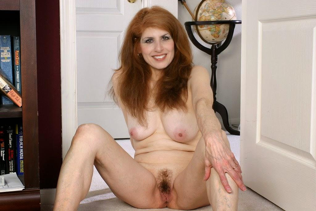 Redhead mom sex