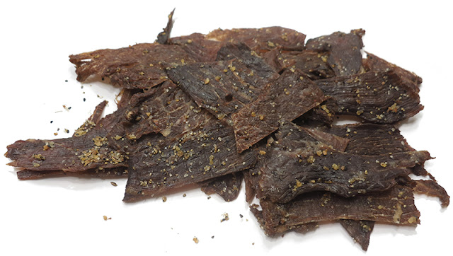 lucky rock beef jerky