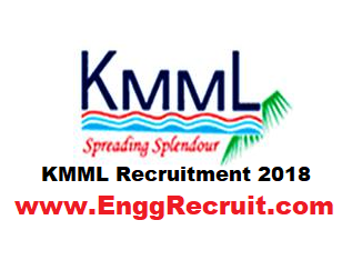 KMML Recruitment 2018