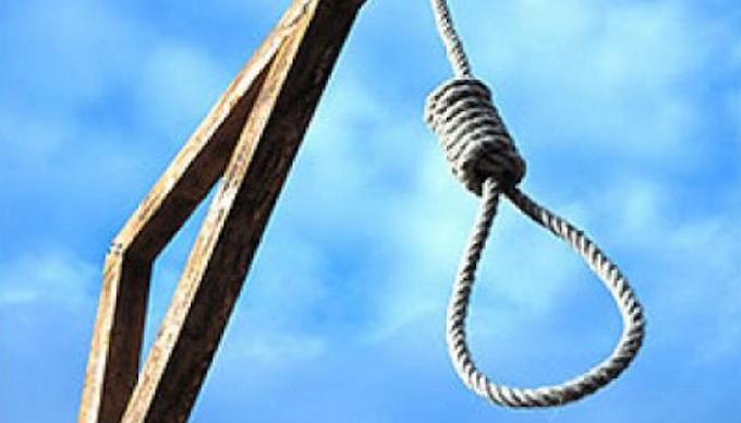 Driver commits suicide in Half-Assini