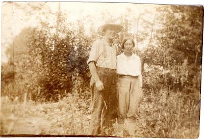 Peter Herbert Gauslin Lydia Jane Jennie Moore Rhinelander Wisconsin