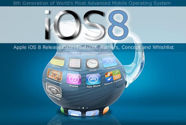 Apple iOS 8 Release Date, Updates, News