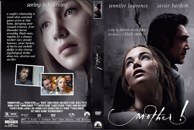 Mother! DVD Cover
