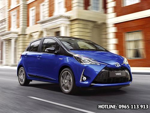 Toyota Yaris 2017 Hải Phòng