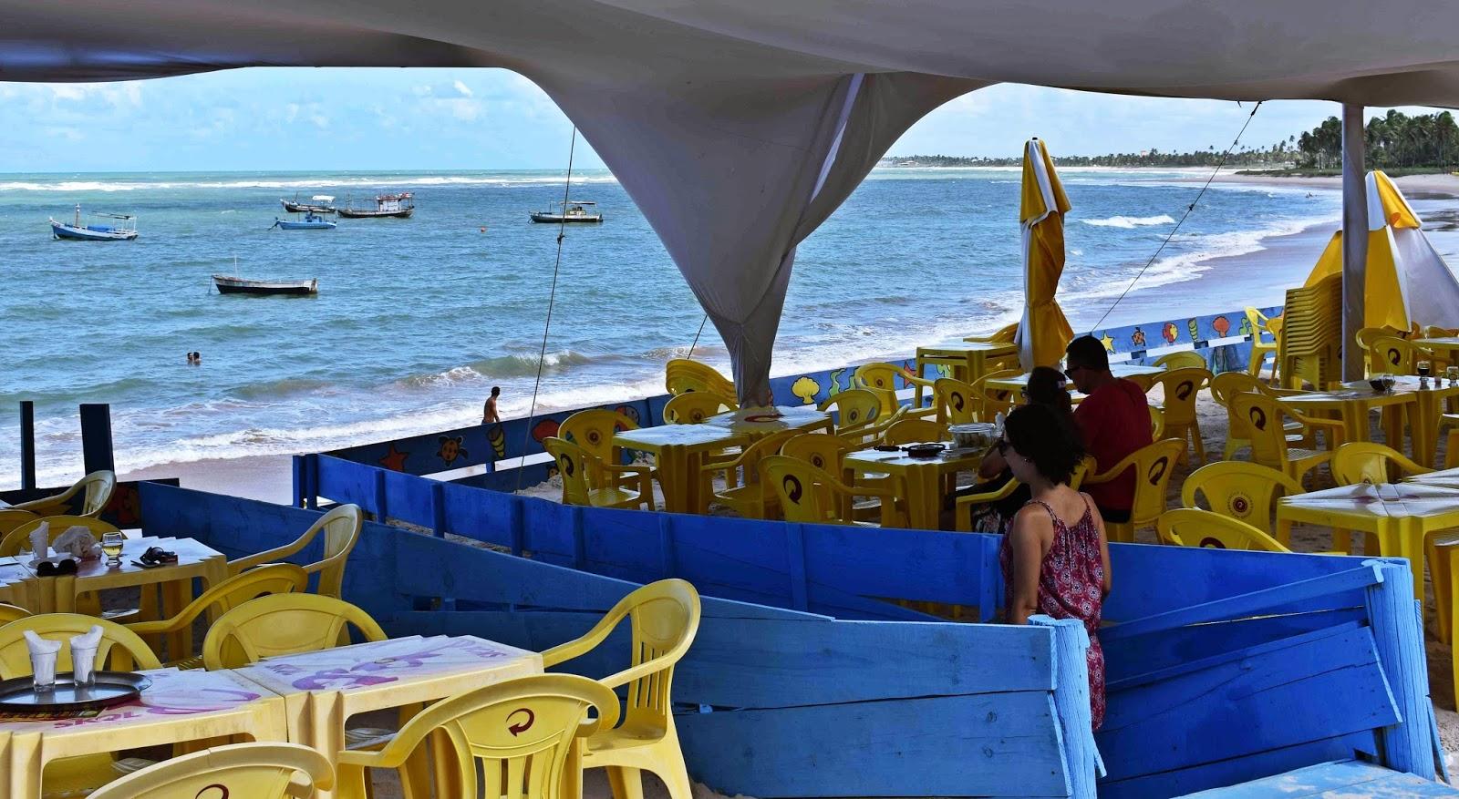De Salvador a Praia de Guarajuba, Camaçari