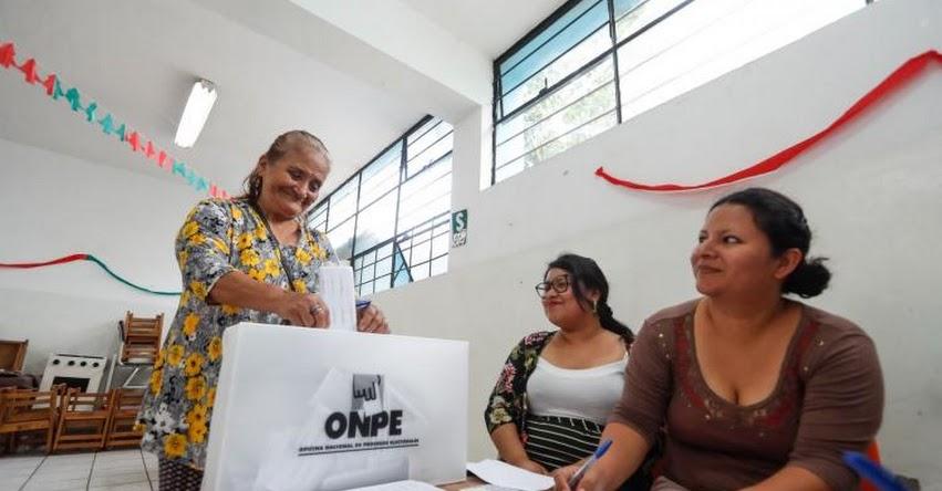 ELECCIONES GENERALES 2021: Estos serían los cambios a implementarse durante proceso electoral del próximo año