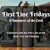 First Line Friday #10: King's Folly by Jill Williamson