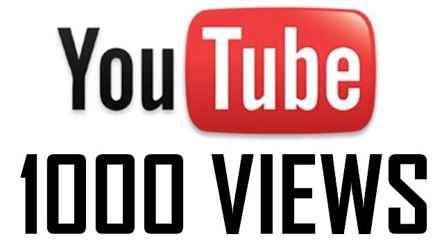 حصرى احصل على 1000 مشاهدة للفيديو  على قناتك فى ساعة فقط على الاقل