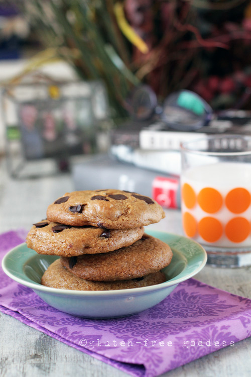 Gluten-Free Goddess Recipes: Gluten-Free Chocolate Chip