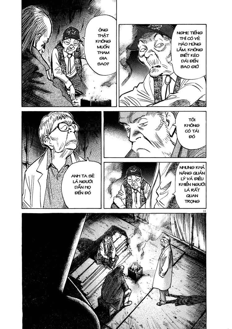 20th Century Boys chapter 243 trang 25