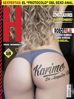Revista H para Hombres Mexico – Febrero 2017 PDF Digital