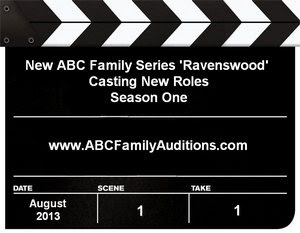 ABC Family Ravenswood Casting Calls and Auditions