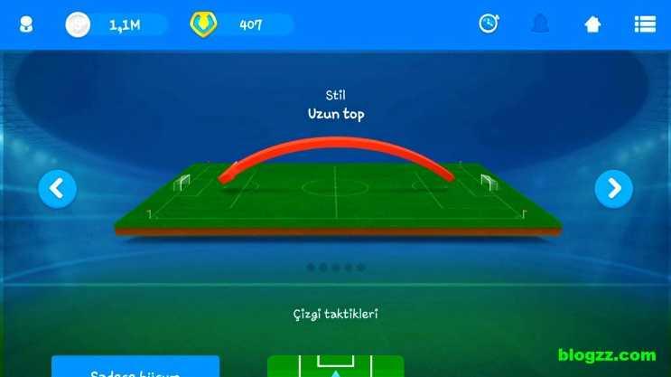 Yetenek avcısı özelliği Online Soccer Manager oynayan herkes tarafından kullanılmalıdır.