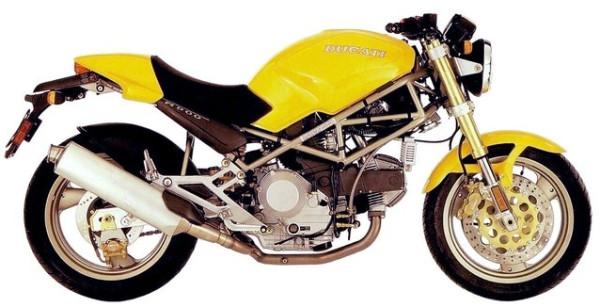 Il Ducatista Desmo Magazine Storia Ducati Monster
