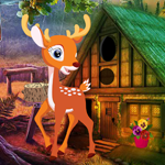 Games4King Cute Deer Resc…