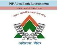 MP Apex Bank Recruitment 2017