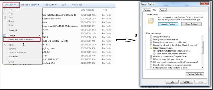 Cara Mengembalikan File yang Hilang