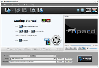 Tipard MTS Converter 7.1.58 Multilingual Full Patch