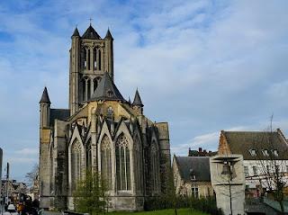 Excursión de un día desde Bruselas a Gante