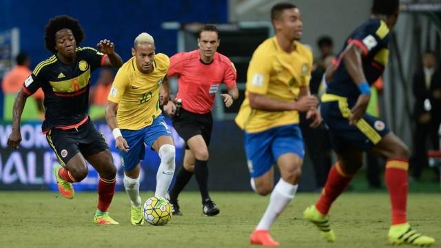Jogo entre Brasil e Colômbia era considerado de risco por ONG que combate homofobia