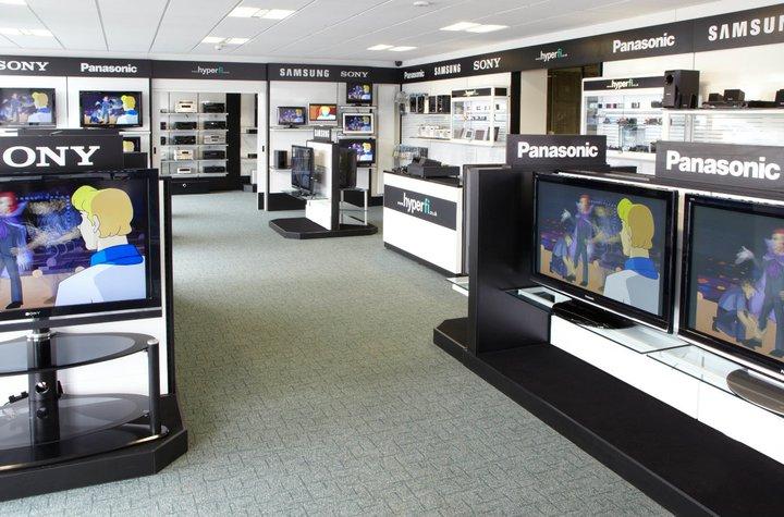 Bisnis Elektronik Rumahan