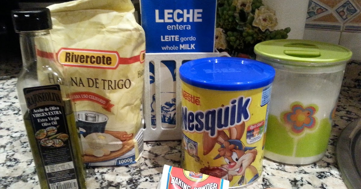 Mug Cake Nesquik Sans Lait Et Farine