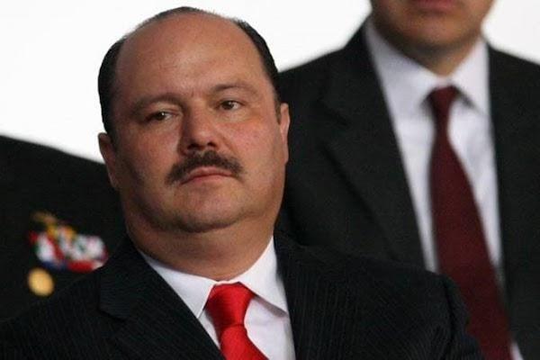 Juez restituye bienes al exgobernador César Duarte