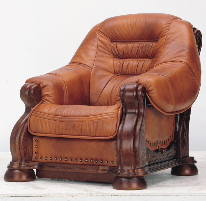 Leather sofa designs single. ~ Furniture Gallery