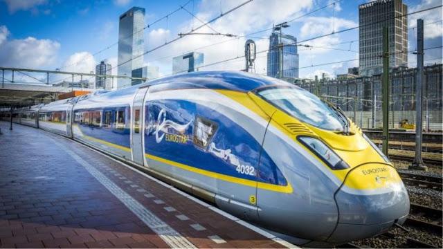 Απίστευτη έκκληση από το τρένο Eurostar: Μην κουβαλάτε βόμβες, όπλα και μαχαίρια!