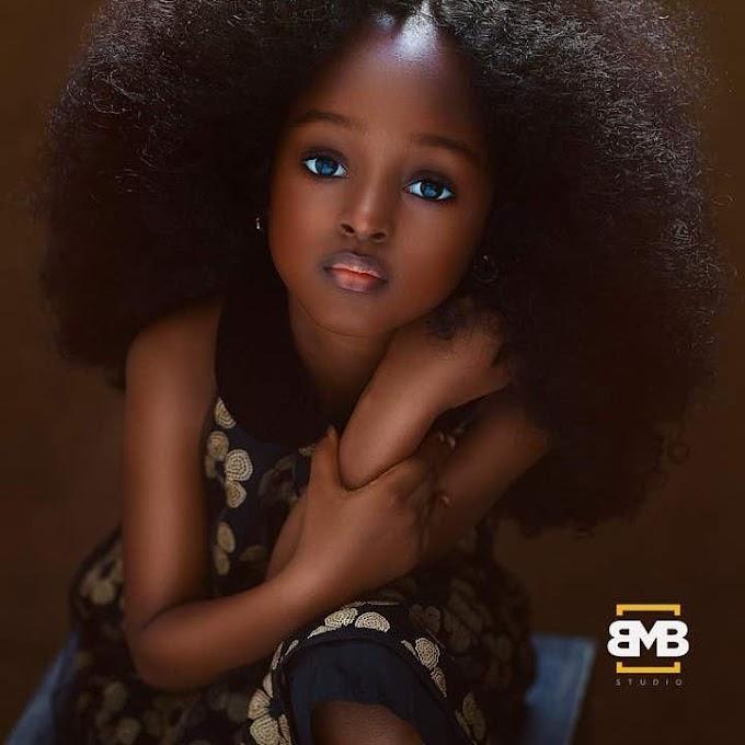 Meet the most Beautiful Girl in the world Jare Ijalana