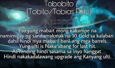tobobito tobito LOL