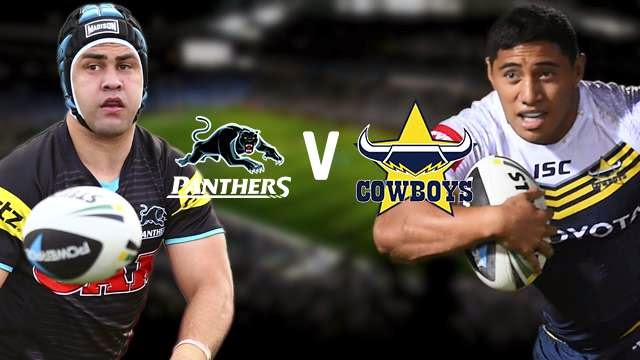 Penrith Panthers vs N. Queensland Cowboys