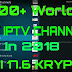 Best Free IPTv on Kodi, 2018 with a working Tv Guide   DON'T NEED BOGUS IPTv links ANYMORE