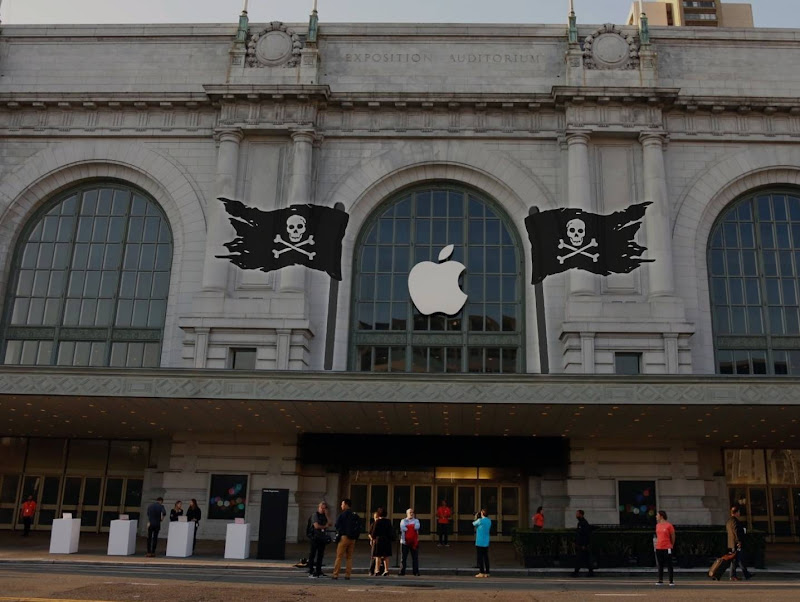 Some pirate developers are abusing Apple's enterprise program to distribute hacked apps
