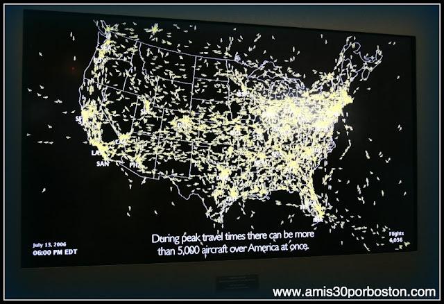 Museo Nacional del Aire y el Espacio de Estados Unidos: Air Traffic Control