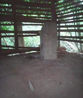 Situs Semar di Cipaku Darmaraja Sumedang