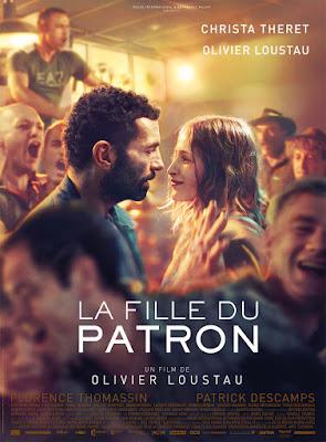 Filme Poster A Filha do Patrão